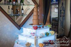 Same smakołyki - fontanna - www.inspiracje-weselne.pl