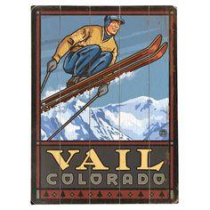 Vail, Colorado Wall Art