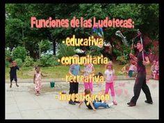 ▶ Curso a distancia: Especialista en #Ludotecas - YouTube http://ludotecas.jimdo.com
