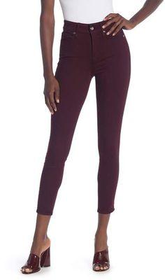 c7dda19e3c65b 8 best Burgundy Skinny Jeans images | Colored pants, Wine pants ...