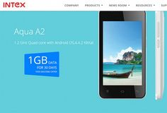 #Intex Aqua A2, Aqua Y2 Ultra for Budget Market, Listed Officially #smartphone #android #mobile