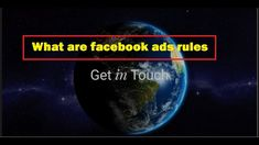 what are facebook ads rules About Facebook, Counseling, Ads, Therapy