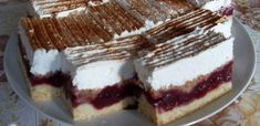 Hungarian Recipes, Cake Bars, Holiday Dinner, Something Sweet, Sweet And Salty, Mini Cakes, Nutella, Cookie Recipes, Food And Drink