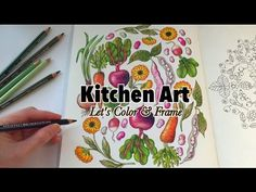 "Daydreams (Dagdrömmar) Coloring Book Coloring Book: Daydreams by Hanna Karlzon Colored Pencils: Primacolor Premier 150 Pack Watch related video ""Dagdrömmar C..."