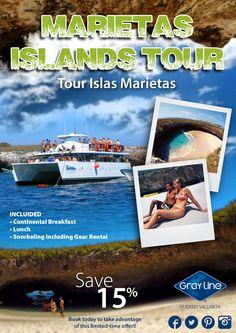 Island Tour, Puerto Vallarta, Travel And Leisure, Snorkeling, Kayaking, Travel Destinations, Sailing, Coupon, Journey
