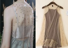 ==> [Free Shipping] Buy Best The high-end custom spring and summer fairy gauze Kim sleeveless long shirts in T-shirt dress short sleeve head Online with LOWEST Price | 32812878883