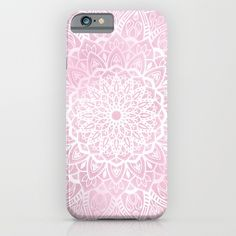 Buy Pink Sky Mandala iPhone Case by kellydietrich. Worldwide shipping available at Society6.com. Just one of millions of high quality products available.