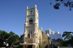 Church of Immaculate Conception, Pulau Tikus. The church I grew up in and did my Holy Communion and Confirmation in. Marriage - hmmm maybe? :)