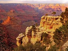 The Grand Canyon is one of the Seven natural Wonders of the World. Take a look at its magnificence in this image gallery!