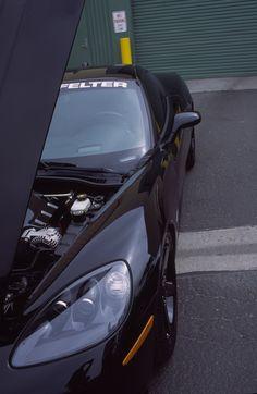 Lingenfelter Corvette #horsepower #Lingenfelter #Corvette (260) 724-2552 www.lingenfelter.com
