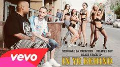 Struggle da Preacher - In Yo Behind ft. Bizarre D12, Blaze Stack Up