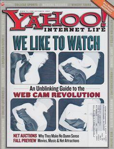 Yahoo Internet Life Magazine