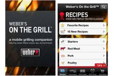 Weber's on the Grill™ #cooking #app