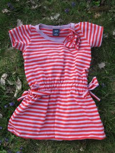 J. Crew Knock Off Toddler Dress Tutorial - Peek-a-Boo Pattern Shop