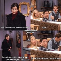 Friends 1994, Friends Moments, I Love My Friends, Friends Tv Show, Best Series, Best Tv Shows, Funny Friend Memes, Funny Memes, Series Movies