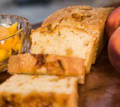 recipes that will take you away...: fresh peach bread