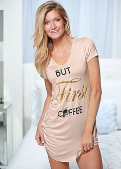 19e26dd737 Graphic sleep dress. Discover women s pajama ...