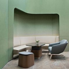 Nature Inspired Hotel by Jouin Manku | Design Contract