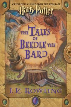 The Tales of Beedle the Bard Standard Edition | Geek Armory