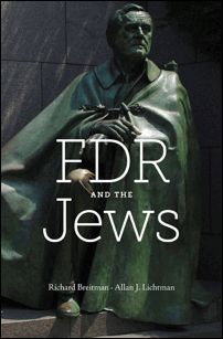 FDR and the Jews - For sale at #HMHOU Museum Shop.