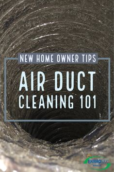 Buying a new house? Make sure to get the ducts cleaned to avoid major problems down the road. Check out our article to find out just how much clean air ducts can improve your new home. Cleaning Air Vents, Duct Cleaning, House Cleaning Tips, Spring Cleaning, Cleaning Hacks, New Home Owner Tips, Home Renovation, Clean Air Conditioner, Clean Air Ducts