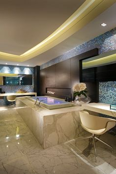 livingpursuit:  Residence in Palazzo de Mare | Pepe Calderin Design | Bathroom | life1nmotion