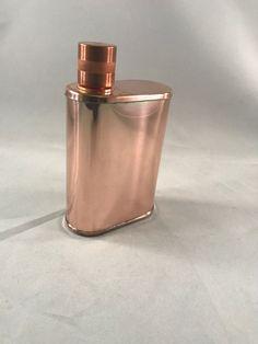 VTer Off-set Copper Flask by VermontCopperInc on Etsy