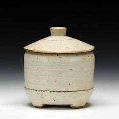 Schaller Gallery | Robert Briscoe | Jar with Feet