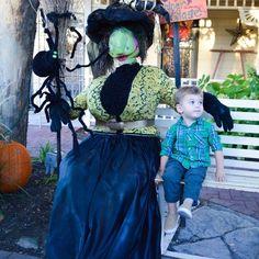 Gardner's village witch hunt.