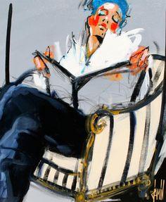 Art Amour, Tableau Pop Art, Sculpture, Oeuvre D'art, Love Art, Cadillac, David, Scene, Silhouette