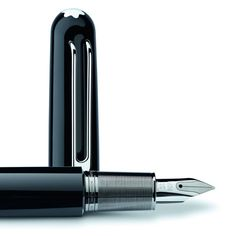 Montblanc M fountain pen by Marc Newson