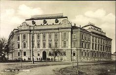1929. Eger; M. kir. Törvényház   Képcsarnok   Hungaricana