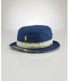5987c92796f Image detail for -Casual Fashion » Bucket Hat is a Couture Capper » Ralph  Lauren