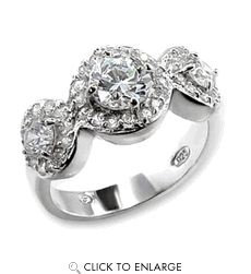 Wear this ring ALLLLL the time!  So pretty!  $19