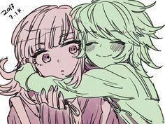 chihiro and nanami
