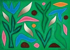 John Coburn, The four seasons (spring), 1994