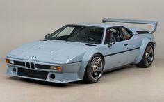 1979 BMW M1 Procar, one of just 40 ever built, happens to be the only road-going model of its kind in the world