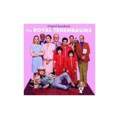 Great music! The Royal Tenenbaums