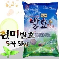 [살아있는유산균]현미발효5곡(5kg)