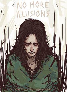 Loki Laufeyson. Artwork by kibbitzer.