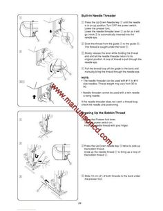 Singer 626 sewing machine service manual. Here are just a
