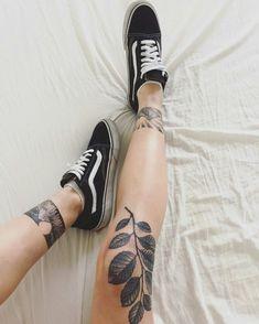 c8ee62872 Beautiful Tattoos, Cool Tattoos, Leaf Tattoos, Flower Tattoos, Small Tattoos,  Rib
