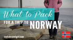 So you're headed to Norway and have no idea what to pack? Back in February, I quit my job and became a full time traveler. My boyfriend and I picked Norway as our first desti… Oslo, Norway Vacation, Norway Travel, Tromso, Helsinki, Oh The Places You'll Go, Places To Travel, Travel Destinations, Norway Fjords
