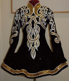 celtic star irish dance dresses | irish dance irish dancing dress shauna sheils ireland dancer ...