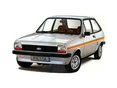 Ford Fiesta - 1972