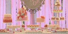Cupcake: Pink and silver sweet 18!