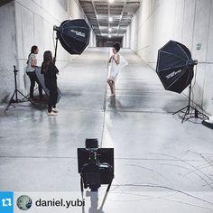 @elinchrom_ltd - #Repost from @daniel.yubi --- At #Photoshoot... - EnjoyGram