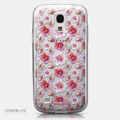 CASEiLIKE Samsung Galaxy S4 mini back cover Watercolor Floral 2232