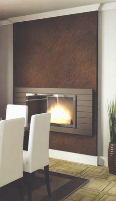 Steinwand Wohnzimmer U2013 Design, Deko U0026 Interieur Für Haus U0026 Wohnung |  Magazine   Lifestyle | Pinterest | Living Rooms And Room