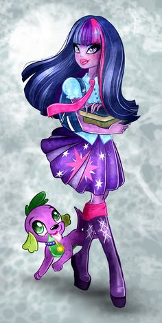 Twilight Sparkle - Equestria Girls